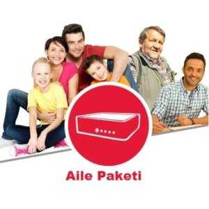 aile paketi yenileme