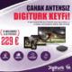 canak antensiz digitürk keyfi